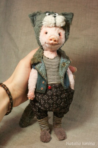 Wolferro de Poros | Teddy & Puppe
