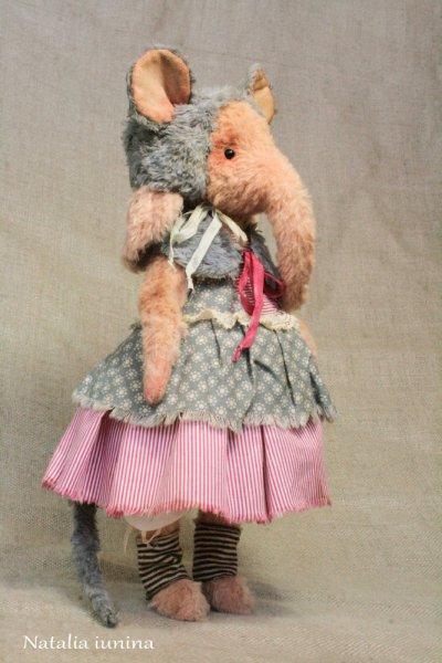Elly von Mausell | Teddy & Puppe