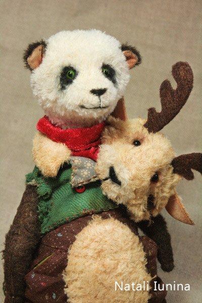Rudi Rotwild | Teddy & Puppe