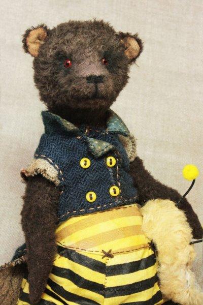 Bernario Pcellini | Teddy & Puppe